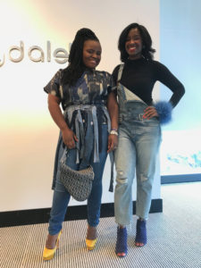 How to Style Denim for Spring with  Stylist Safiya Miller