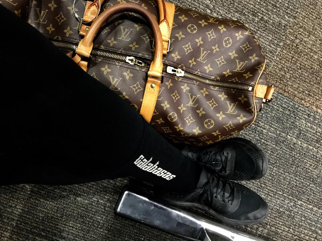 Louis Vuitton Keepall 55 Yeezy MschurchDress