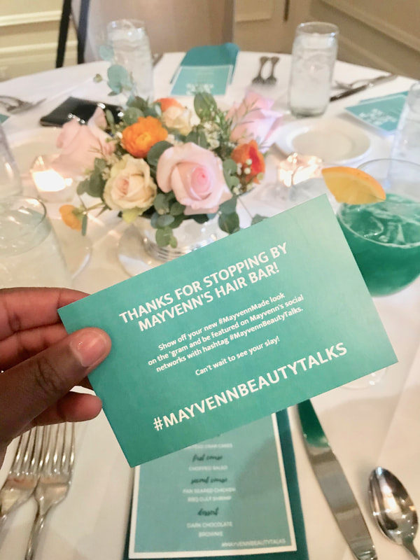 Mayvenn Hair Beauty Talks Event In New Orleans