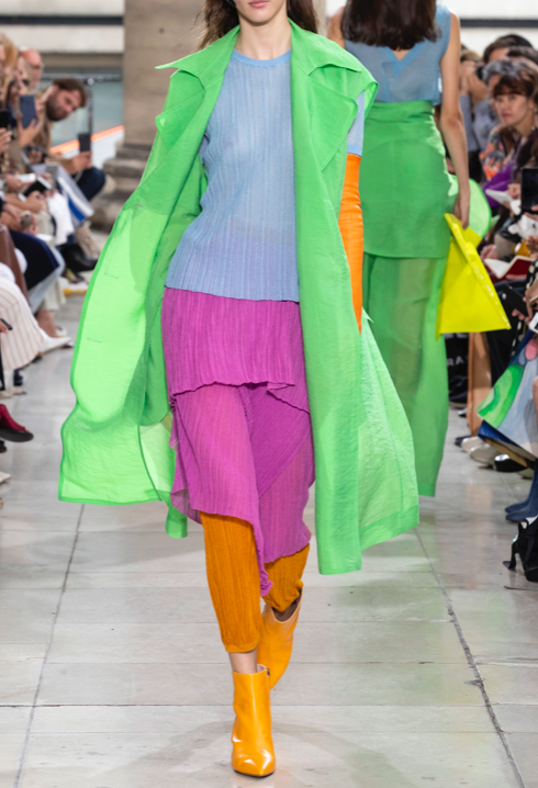 Christian Wijnants Spring Summer 2019 Collection   Paris Fashion Week